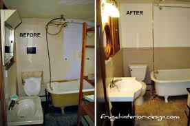 Bathroom Makeover Ideas On A Budget Interesting 40 Small Bathroom Decorating Ideas On A Budget