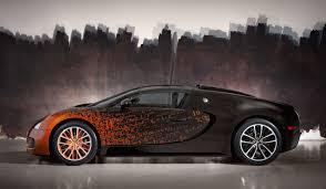 bugatti crash test one off bugatti veyron grand sport venet spotted in the wild
