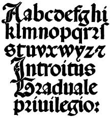 imagenes goticas letras 20 tipos de letras para dibujar graffitis y goticas arte taringa