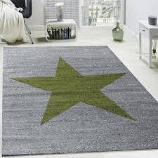 designer teppich designer teppich muster modern trendig kurzflor meliert in