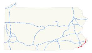 interstate 95 in pennsylvania