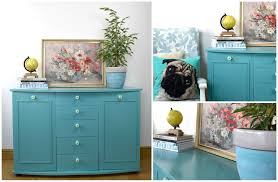 Turquoise Cabinet Home From Evija With Love