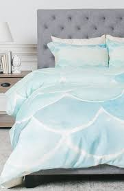 Ruched Bedding Bedroom Using White Duvet Cover Queen For Gorgeous Bedroom
