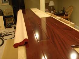 basement bar top ideas best bar top ideas within best 25 wood bar top idea 21034