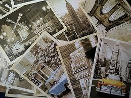 32pcs lot vintage european ancient buildings postcard christmas