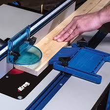 kreg precision router table system routing kreg tool company