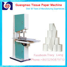 napkin paper roll cutting machine napkin paper roll cutting