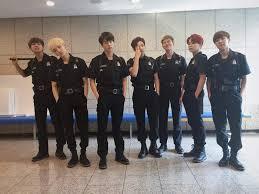 boys police officer halloween costume bangtan police k pop amino