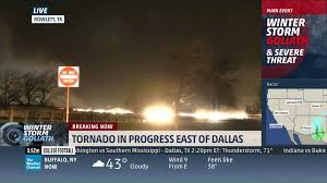 Weather Channel Radar Map Rowlett Tx Tornado Live On The Weather Channel 12 26 15 Youtube