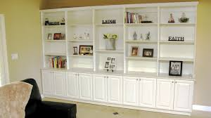 White Bookcase Ideas Brilliant White Bookcase Ideas Custom Home Media Center Designs