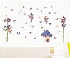 fairy door wall stickers fairy tree decals kids fairy door wall stickers