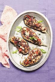 Spices Mediterranean Kitchen - mediterranean stuffed aubergines by kalpna woolf spice kitchen