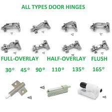 Door Hinges For Kitchen Cabinets by Kitchen Door Hinges Ebay