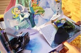 review matthew reinhart u0027s frozen pop adventure magical