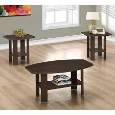 Sauder Beginnings Desk Highland Oak by Sauder Beginnings 3 Pack Table Set Cinnamon Cherry Hayneedle