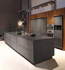 K Henkatalog Kh Küche Beton Anthrazit Nussbaum Furniert Kh Kitchen Concrete