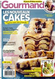 gourmand magazine cuisine magazine gourmand n 366 déborah ohana