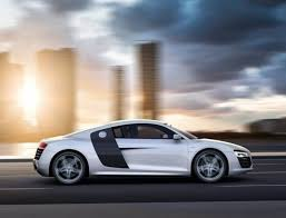 audi r8 2014 white 2013 audi r8 v10 plus white driving in line