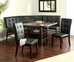 chocolate dining room table chocolate dining room set elegant breakfast nook with corner bench