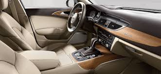 audi a6 beige interior 2016 audi a6 overview the wheel