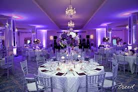 Purple And Silver Wedding Purple Event Accomplished Llc