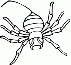 free spider coloring pages trendy halloween spider and haunted