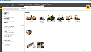 jcb spp 2013 parts catalog service repair manuals repair manual