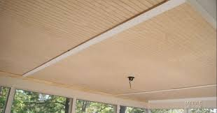 peel and stick shiplap lowes vinyl beadboard ceiling panels lowes step 9 vinyl porch ceiling