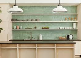 green glass tiles for kitchen backsplashes glass tile backsplash kitchen pictures zyouhoukan