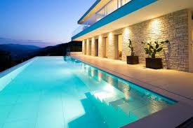 Outdoor Swimming Pool by Outdoor Swimming Pool Lights Electricsandlighting Co Uk