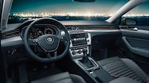 New Passat Interior Volkswagen Passat The Executive Saloon From Volkswagen