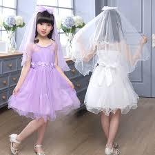 kids wedding dresses online get cheap wedding flower girl dress aliexpress
