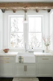 sherwin williams grey kitchen cabinet paint sherwin williams repose gray in real homes kate