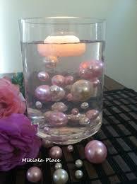 pearl vase fillers floating pearl vase filler jumbo pearls ivory light baby pink