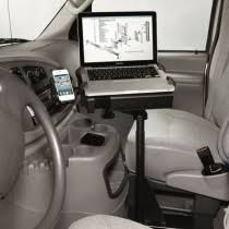 Cargo Van Desk Computer Stands For Vehicles Accessories For Your Mobile Office