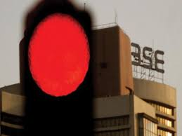 sensex breaks 4 day momentum ends with loss the economic times