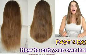 how to cut hair straight across in back u shaped haircuts for long hair the best haircut of 2018