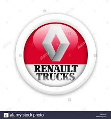 renault logo renault trucks logo symbol icon flag stock photo royalty free