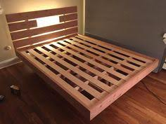 how to build a floating bed step by step plans for you to build
