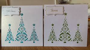 tatty puds encaustic art u0026 craft journal christmas cards tree u0027s