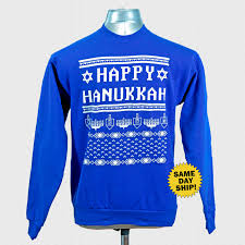 hanukkah clothes hanukkah sweater happy hanukkah sweater unisex adults