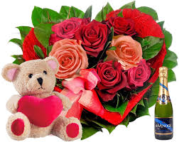 Flower Decoration For Valentine S Day by Valentine U0027s Day Roses Ideas For Your Love Inspirationseek Com