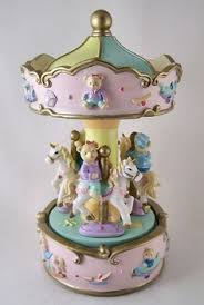 i carousels musical carousels small carousels collectible