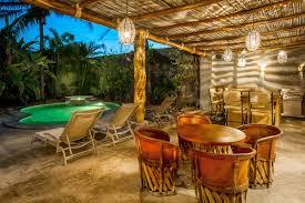 Mexican Patio Ideas by Villa Luna Nueva Luxury Retreats