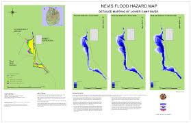 100 Year Floodplain Map Pgdm Inland Flooding Hazard Map Camps River Nevis