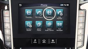 2014 infiniti q50 phonebook if so equipped youtube
