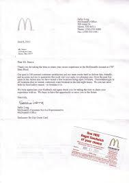 best photos of restaurant complaint letter sample customer
