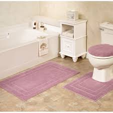 Bathroom Rugs And Mats Soho Solid Color Bath Rugs Or Contour Mats