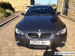 bmw 320i 2007 for sale 2007 coupe 320 for sale in united kingdom