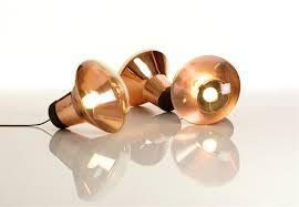 tom dixon blow floor light copper tom dixon table lamps